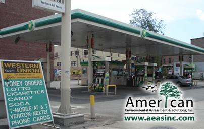 At American Environmental,